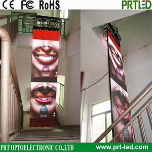 Foldable Banner LED Display P6 for Indoor Outdoor Advertising (customized screen size)