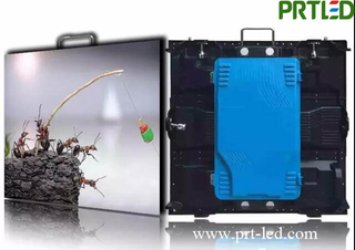 High Brightness Full Color P6 LED Display Screen for Outdoor Rental Advertising( Panel 576 X 576 mm)