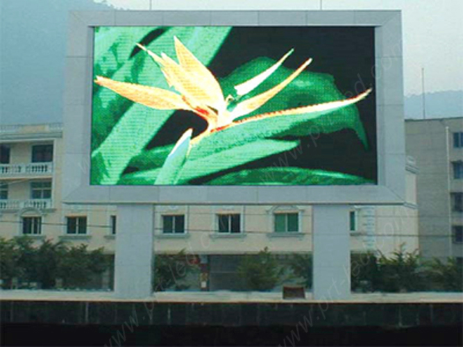DIP346 Full Color Outdoor LED Display P10 for Promotion