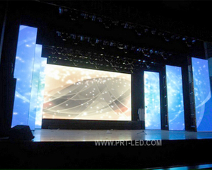 6800nits High Brightness P8 LED Advertising Screen for Outdoor Rental