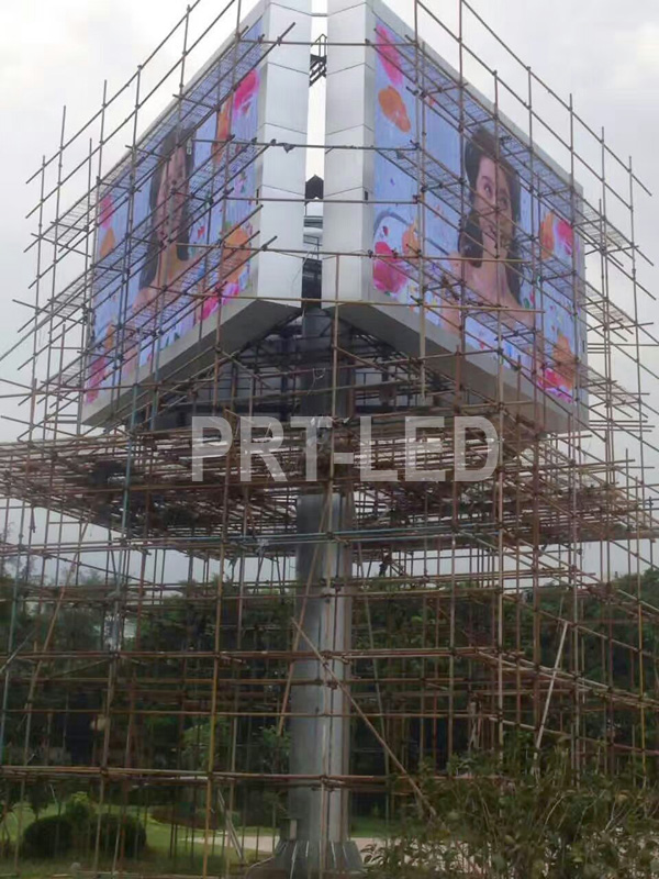 Full Color Outdoor LED Display P10 for Advertising