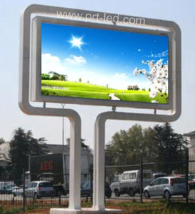 High Brightness Advertising Screen LED Video Wall of Outdoor SMD3535 P6, P5