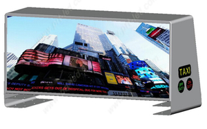 P5 Outdoor LED Digital Signage with Small Size 960X320mm