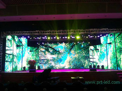 P5.95 Full Color LED Video Wall for Background Screen (500X1000mm)