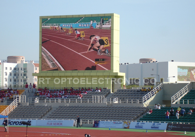 High Brightness SMD3535 Outdoor LED Light Panel for Video Advertising (P6, P8, P10)