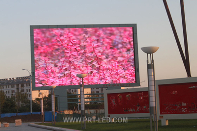 Waterproof IP65 Dynamic LED Display Board P5 for Outdoor Advertising