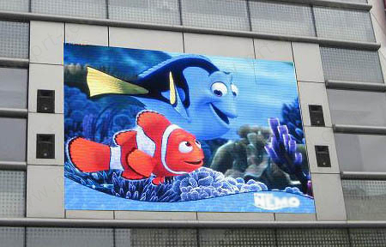Competitive Price Outdoor LED Video Wall of P20 DIP346 1r1g1b