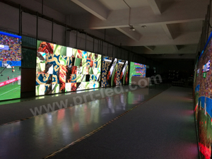 Outdoor/Indoor Rental Video LED Display with Magnetic Front Design Module P3.91, P4.81, P6.25