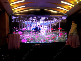 High Resolution Advertising LED Display Board of Indoor P3
