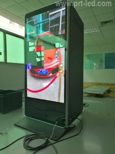 "60"" Full Color Indoor/Outdoor LED Advertising Player of P3, P4"