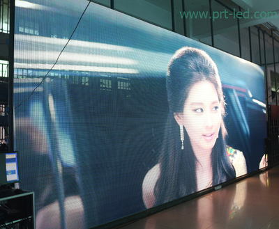 P12.5 LED Strip/Mesh Curtain for Indoor/Outdoor (800X800mm panel size)