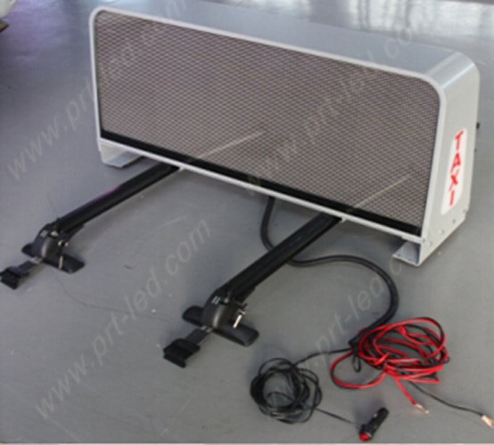 P6 Outdoor LED Display Screen for Car Roof (960X384mm)