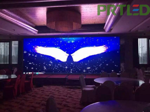 Front/Back Access Indoor/Outdoor LED Video Wall with 500*500mm Panel (P3.91, P4.81)