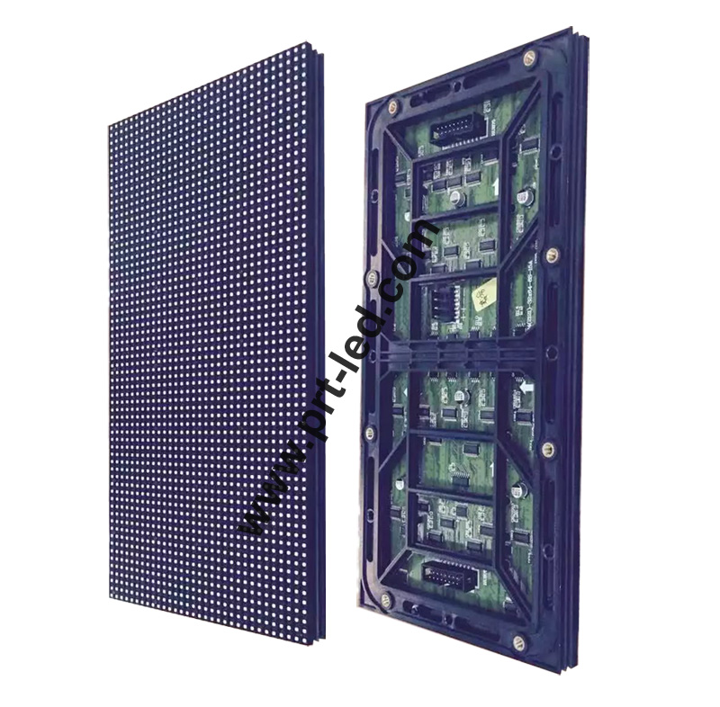 High Brightness SMD1921 RGB LED Display Module of Outdoor P4 (256*128mm)