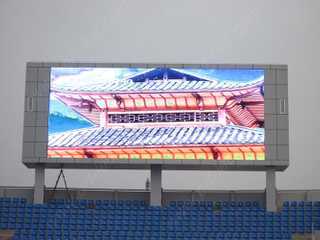 High Brightness LED Display for Sports Stadium Perimeter (P10/P16/P20)