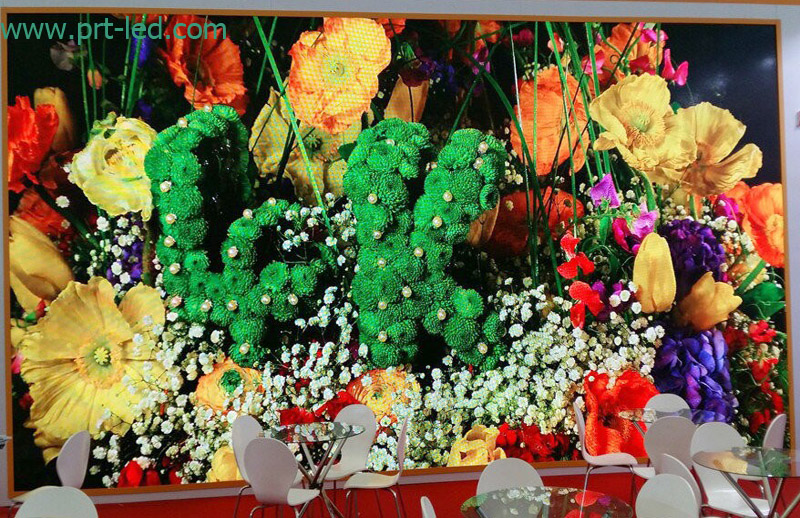 Hot Sale P3.91 Full Color Indoor LED Board with 500X500mm Panel