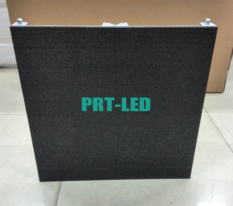 Slim Die-Cast Rental P4 LED Display Screen Hung on Truss
